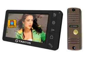 Комплект видеодомофона Tantos Amelie SD