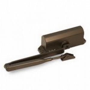 Доводчик для дверей весом до 70 кг, двухскоростной